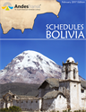 Picture of Schedules Magazine - Bolivia Edition (PDF for Digital)